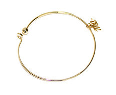 Usual Simple Bangle F