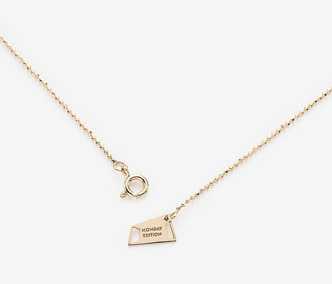 [PRECIOUS] ME Tag Chain Necklace (15%off)