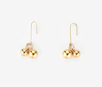 Dropped Bells Earrings