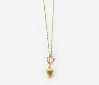 [Monday Edition] Loket Long Necklace (50%off)