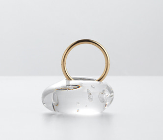 [ME x Mowani] Circle Ring Paperweight