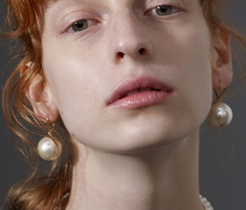 The Big Drop Pearl Earrings (15% off)