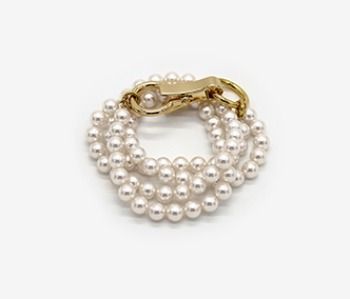 Pearl Bunch Bracelet (10% off) (2주예약배송)