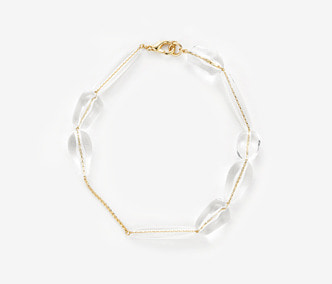 [Monday Edition] Various Shape of Acrylic Choker (50%off)