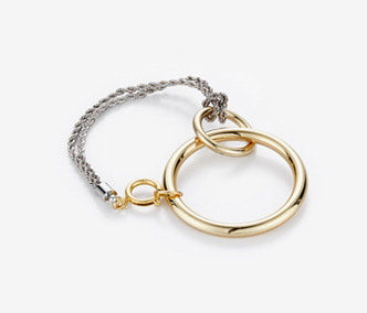 [Monday Edition] Linked Circle Bracelet (20%off)