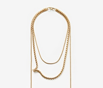 Movement Layered Necklace (10% off)
